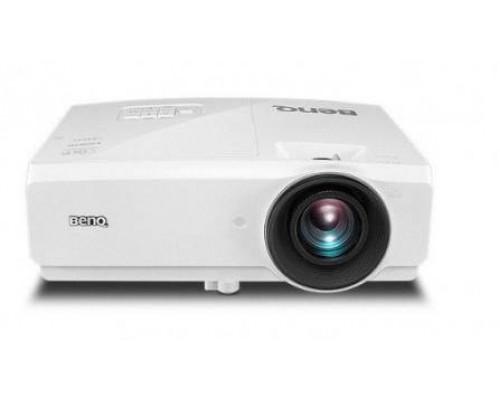 Проектор BENQ SH753+ (DLP, 1080p 1920x1080, 5000Lm, 13000:1, +2xНDMI, LAN, MHL, 1x10W speaker, 3D Ready, lamp 4500hrs, WHITE, 3.3kg)