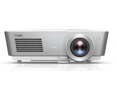 Проектор BENQ SU765 (DLP, WUXGA 1920x1200, 5500Lm, 10000:1, HDMIx2, LAN, 1x5W speaker, 3D Ready, lamp 6000hrs, WHITE, 3.7kg)