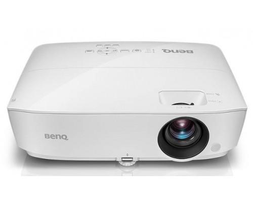 Проектор BENQ TH534 (DLP, 1080p 1920x1080, 3300Lm, 15000:1, +2xНDMI, 1x2W speaker, 3D Ready, lamp 10000hrs, WHITE, 2.42kg)
