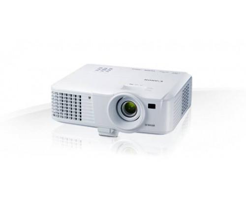 Проектор Canon LV-WX320 (DLP, WXGA 1280x800, 3200Lm, 10000:1, HDMI, LAN, MHL, 1x10W speaker, 3D Ready, lamp 6000hrs, WHITE, 2,5kg)