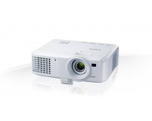 Проектор Canon LV-X320 (DLP, XGA 1024x768, 3200Lm, 10000:1, HDMI, LAN, MHL, 1x10W speaker, 3D Ready, lamp 6000hrs, WHITE, 2,5kg)
