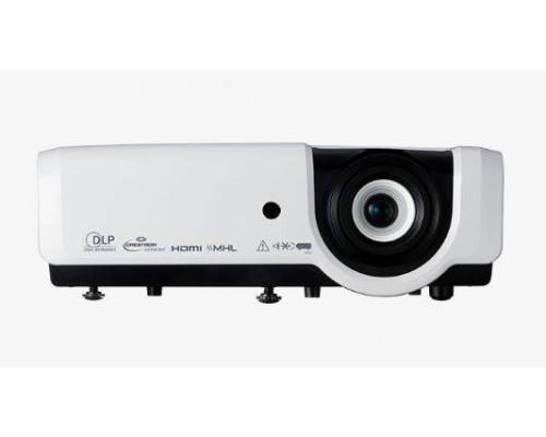 Проектор Canon LV-X420 (DLP, XGA 1024x768, 4200Lm, 10000:1, HDMI, LAN, MHL, 1x10W speaker, 3D Ready, lamp 2500hrs, WHITE, 3.4kg)