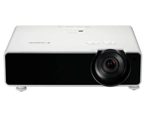 Проектор Canon LX-MU500Z (DLP, Laser, WUXGA 1920x1200, 5000Lm, 50000:1, 2xHDMI, MHL, LAN, HDBaseT, 1x10W speaker, 3D Ready, laser diode 20000hrs, White-Black, 8.90kg)