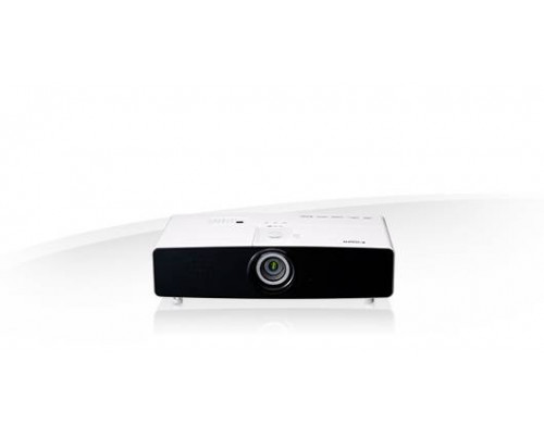 Проектор Canon LX-MW500 (DLP, WXGA 1280x800, 5000Lm, 3750:1, HDMI, LAN, MHL, 2x10W speaker, lamp 2500hrs, WHITE, 5.4kg)