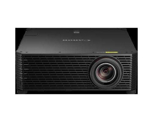 Проектор Canon XEED 4K600STZ (LCOS, Laser, 4K 4096x2400, 6000Lm, 10000:1, 2xHDMI, 4xDVI, LAN, 1x5W speaker, laser diode 40000hrs, Black, 26kg)