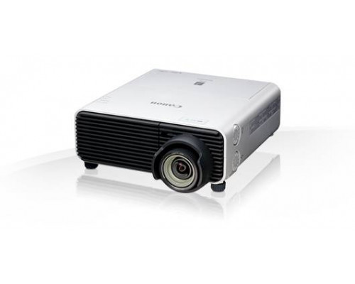 Проектор Canon XEED WUX450ST (LCOS, WUXGA 1920x1200, 4500Lm, 2000:1, HDMI, DVI, LAN, USB, 1x5W speaker, lamp 5000hrs, short-throw, WHITE, 6.3kg)