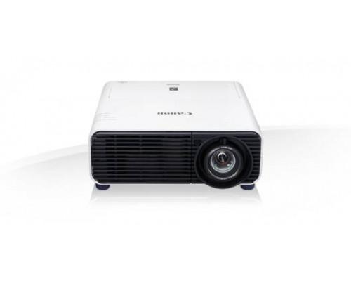 Проектор Canon XEED WUX500 (LCOS, WUXGA 1920x1200, 5000Lm, 2000:1, HDMI, DVI, LAN, USB, 1x5W speaker, lamp 5000hrs, WHITE, 5,9kg)