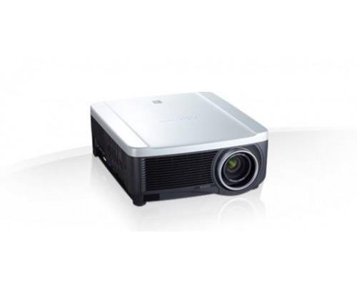 Проектор Canon XEED WUX6010 (w/o Lens) (LCOS, WUXGA 1920x1200, 6000Lm, 2000:1, HDMI, DVI, LAN, USB, 1x5W speaker, lamp 4000hrs, без объектива, WHITE, 8,5kg)