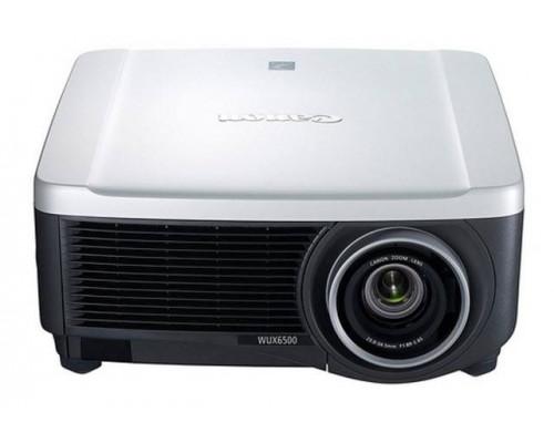 Проектор Canon XEED WUX6500 (w/o Lens) (LCOS, WUXGA 1920x1200, 6500Lm, 2000:1, HDMI, DVI, LAN, USB, 1x5W speaker, lamp 4000hrs, без объектива, WHITE, 8,5kg)