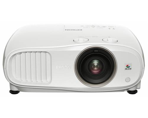 Проектор Epson EH-TW6800 (LCD, 1080p 1920x1080, 2700Lm, 120000:1, 2xHDMI, MHL, LAN, 3D, lamp 5000hrs, WHITE, 6.6kg)