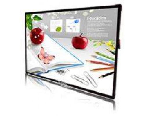 Интерактивная доска ScreenMedia M-80 (электромагнитная, 80? (4:3), разрешение 9800*9800, USB 2.0, рабочее поле 1670*1170мм, Windows 98/2000/XP/7/8)
