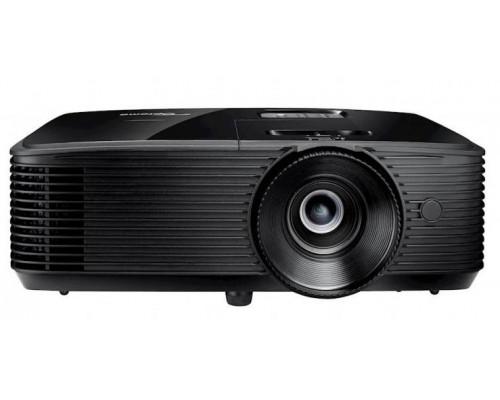 Проектор Optoma DX318e (DLP, XGA 1024x768, 3600Lm, 20000:1, HDMI, 1x10W speaker, 3D Ready, lamp 15000hrs, Black, 3.0kg)