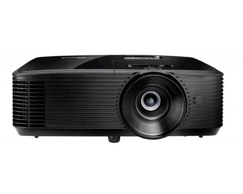 Проектор Optoma H184X (DLP, 720p 1280x720, 3600Lm, 28000:1, HDMI, 1x10W speaker, 3D Ready, lamp 15000hrs, Black, 3.0kg)