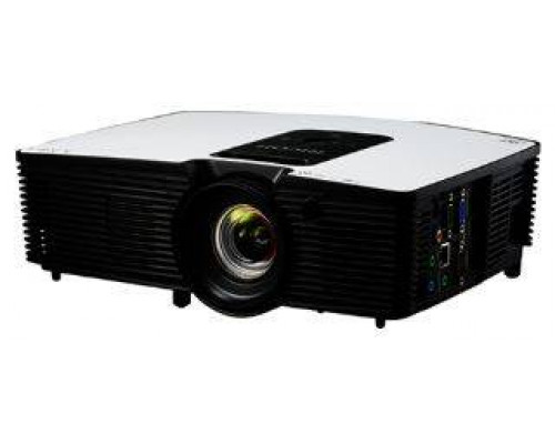 Проектор Ricoh PJ X5461 (DLP, XGA 1024x768, 4000Lm, 8000:1, 2xHDMI, MHL, LAN, 1x10W speaker, 3D Ready, lamp 6000hrs, White-Black, 3.20kg)