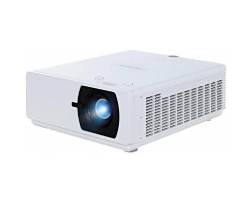 Проектор ViewSonic LS800WU (DLP, Laser, WUXGA 1920x1200, 5500Lm, 100000:1, 3xHDMI, LAN, HDBaseT, 2x5W speaker, 3D Ready, laser diode 30000hrs, White, 11.00kg)