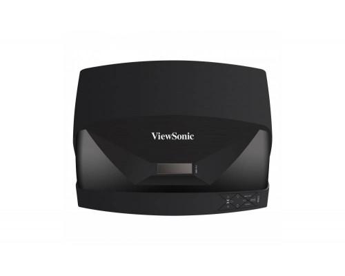 Проектор ViewSonic LS830 (DLP, Laser, 1080p 1920x1080, 4500Lm, 100000:1, HDMI, MHL, LAN, 2x8W speaker, 3D Ready, laser diode 20000hrs, ultra short-throw, 13.60kg)