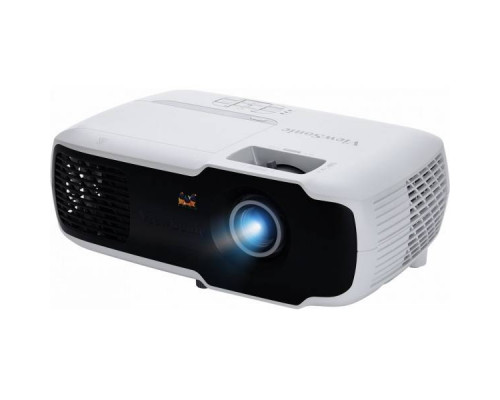 Проектор ViewSonic PA502SP (DLP, SVGA 800x600, 3500Lm, 22000:1, HDMI, 1x2W speaker, 3D Ready, lamp 15000hrs, White-Black, 2.1kg)