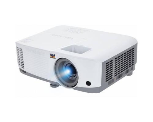 Проектор ViewSonic PA503W (DLP, WXGA 1280x800, 3600Lm, 22000:1, HDMI, 1x2W speaker, 3D Ready, lamp 15000hrs, White, 2.12kg)