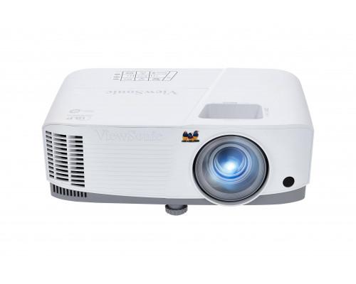 Проектор ViewSonic PG603W (DLP, WXGA 1280x800, 3600Lm, 22000:1, HDMI, LAN, USB, 1x10W speaker, 3D Ready, lamp 15000hrs, White, 3.68kg)