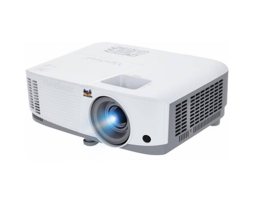 Проектор ViewSonic PG603X (DLP, XGA 1024x768, 3600Lm, 22000:1, HDMI, LAN, USB, 1x10W speaker, 3D Ready, lamp 15000hrs, White, 3.68kg)