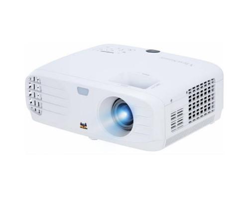 Проектор ViewSonic PG705HD (DLP, 1080p 1920x1080, 4000Lm, 12000:1, 2xHDMI, LAN, 1x10W speaker, 3D Ready, lamp 15000hrs, White, 3.68kg)