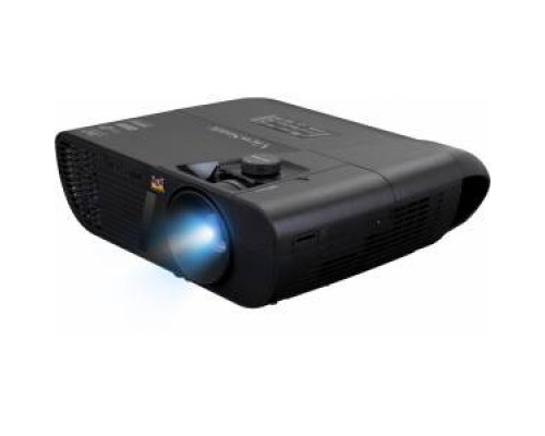 Проектор ViewSonic Pro7827HD (DLP, 1080p 1920x1080, 2200Lm, 22000:1, HDMI, LAN, USB, MHL, 1x10W speaker, 3D Ready, lamp 3500hrs, Black, 5,73kg)