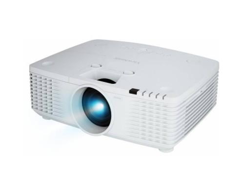 Проектор ViewSonic Pro9800WUL (DLP, WUXGA 1920x1200, 5500Lm, 6000:1, HDMI, DVI, MHL, LAN, 2x7W speaker, 3D Ready, lamp 3500hrs, WHITE, 8.29kg)