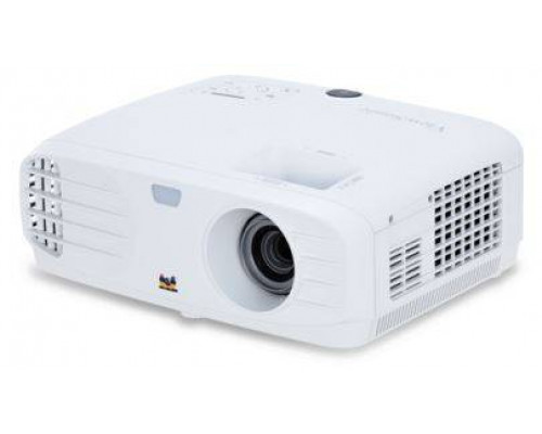 Проектор ViewSonic PX700HD (DLP, 1080p 1920x1080, 3500Lm, 12000:1, 2xHDMI, 2x10W speaker, 3D Ready, lamp 15000hrs, White, 3.7kg)