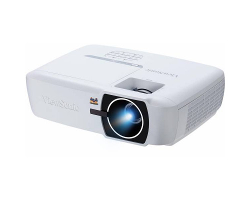 Проектор ViewSonic PX725HD (DLP, 1080p 1920x1080, 2000Lm, 22000:1, 2xHDMI, 1x8W Cube speaker, 3D Ready, Rec.709, lamp 7000hrs, White, 2.94kg)