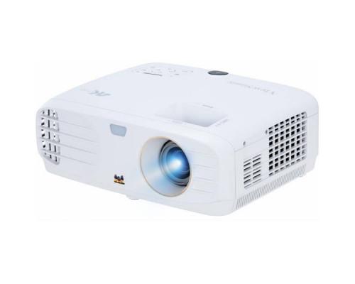 Проектор ViewSonic PX747-4K (DLP, 4K, UHD 3840x2160, 3500Lm, 12000:1, 2xHDMI, 1x10W speaker, lamp 15000hrs, White, 4.2kg)