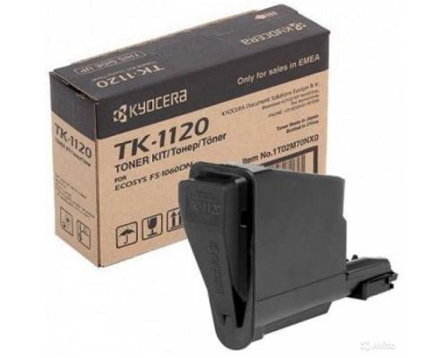Тонер-картридж TK-1120 3 000 стр. для FS-1060DN/1025MFP/1125MFP