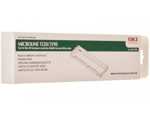 Картридж с красящей лентой для матричного принтера OKI Microline 1120/1190 (4 млн. знаков)
