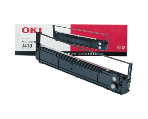 Картридж с красящей лентой для матричного принтера OKI Microline 3410