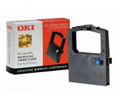 Картридж с красящей лентой для матричного принтера OKI Microline 390FB/320FB