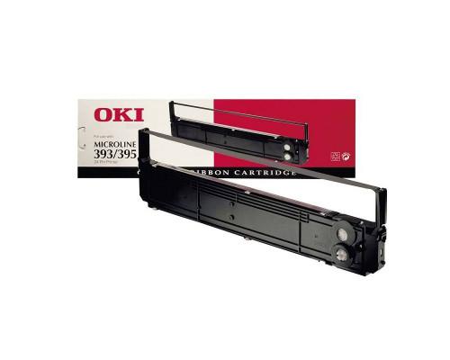 Картридж с красящей лентой для матричного принтера OKI Microline 393/395