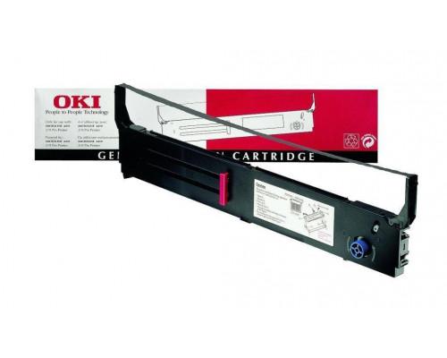 Картридж с красящей лентой для матричного принтера OKI Microline 4410