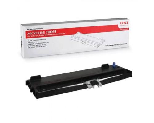 Картридж с красящей лентой для матричного принтера OKI Microline 5100FB