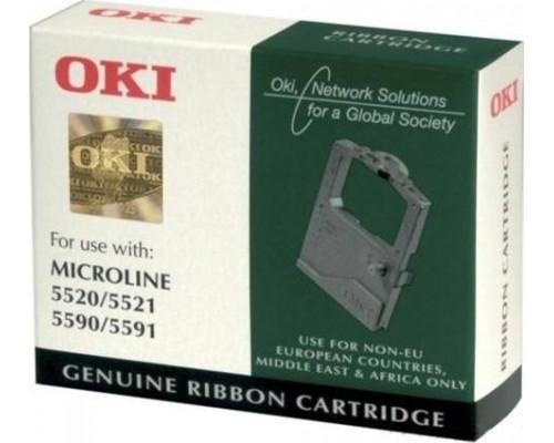 Картридж с красящей лентой для матричного принтера OKI Microline 5520/5521/5590/5591