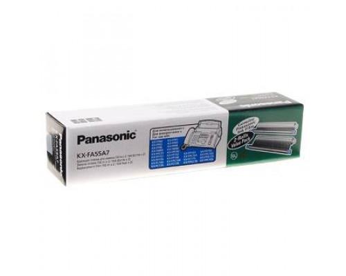 Пленка PANASONIC KX-FA55A/A7  2шт.*50м.