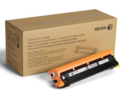 Барабан XEROX Phaser 6510/WC 6515 желтый (48K) (108R01419)