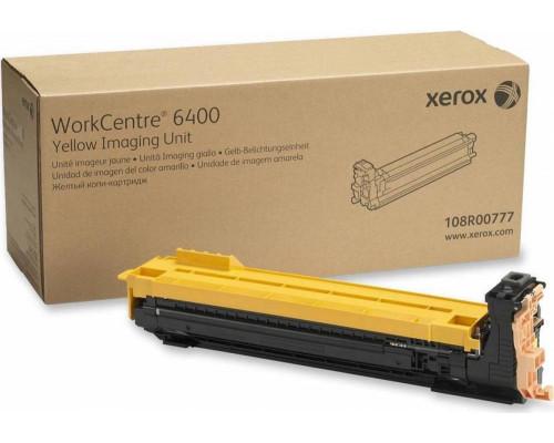 Барабан XEROX WC 6400 желтый (30K) (108R00777)