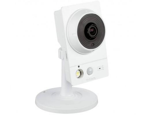 D-Link DCS-2136L/RU Беспроводная облачная сетевая HD-камера с поддержкой WDR и цветной ночной съемки