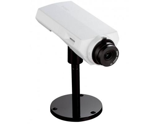 D-Link DCS-3010/A2A Сетевая HD-камера с поддержкой PoE (адаптер питания 12В/1.25А)