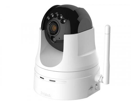 D-Link DCS-5222L Беспроводная облачная сетевая HD-камера с приводом наклона/поворота и поддержкой ночной съемки