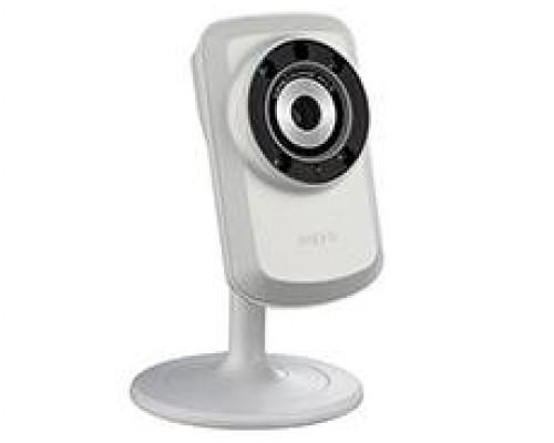D-Link DCS-932L Беспроводная облачная сетевая VGA-камера, день/ночь, с ИК-подсветкой до 5 м