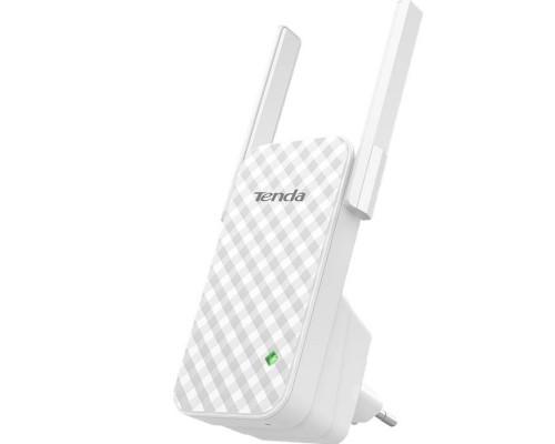 Tenda A9 Усилитель беспроводного сигнала с двумя внешними антеннами 3dBi (300 Мбит/с)