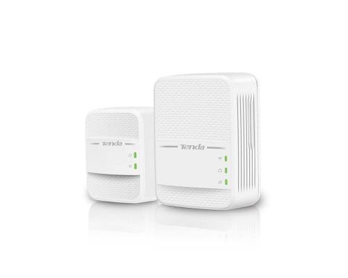 Tenda PH10 комплект (AV1000)  гигабитных Wi-Fi Powerline адаптеров AC стандарта