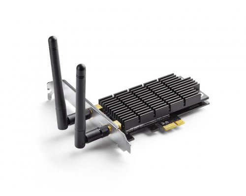 TP-Link Archer T6E Беспроводной двухдиапазонный сетевой PCI Express-адаптер AC1300
