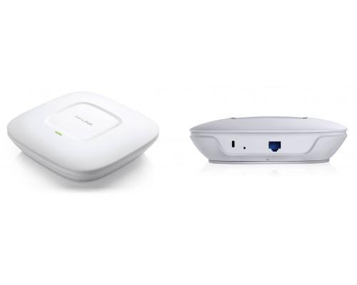 TP-Link EAP110 Беспроводная потолочная точка доступа серии N, скорость до 300 Мбит/с