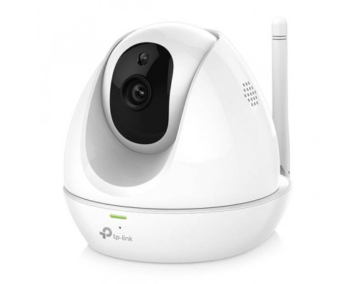 TP-Link NC450 Поворотная облачная Wi?Fi HD?камера с ночным видением, 2,4 ГГц, до 300 Мбит/с, поддержка стандартов 802.11b/g/n, кнопка WPS, 360° по горизонтали и до 150° по вертикали, дневное/ночное видение, H.264 видео, 30 к/с при разрешении в 1280x720 (7